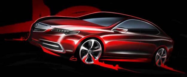 Acura_TLX_Prototype_design_sketch_1