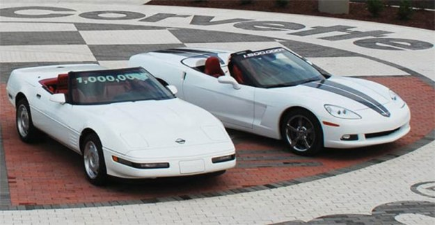 1992-Corvette-ONE-MILLONTH