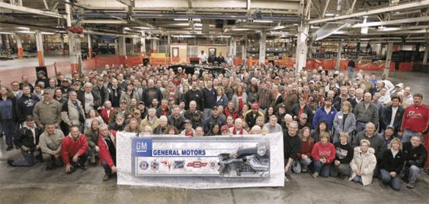 GM Employees