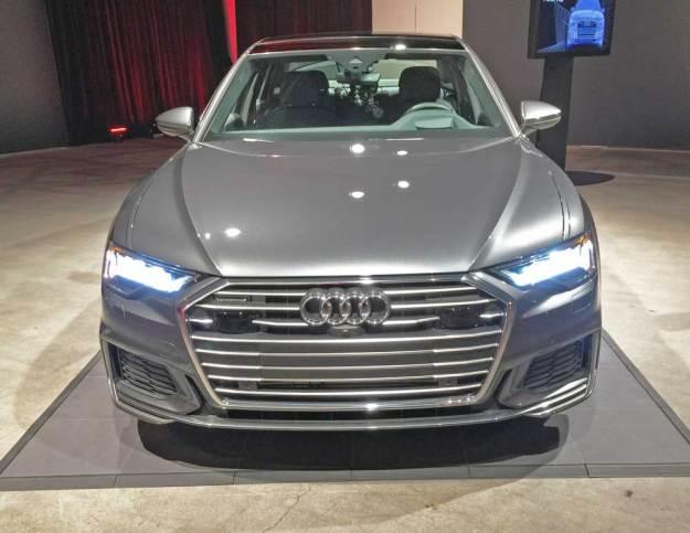 Audi-A6-3.0-Prestige-Nose