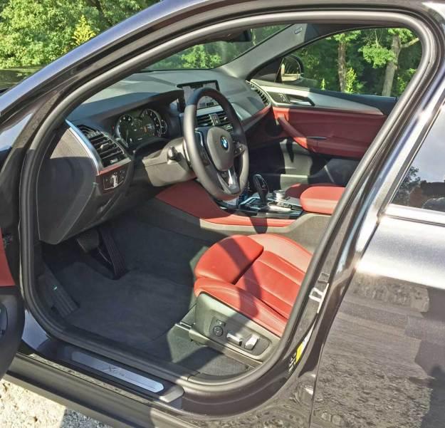 BMW-X4-xDrive-30i-Int