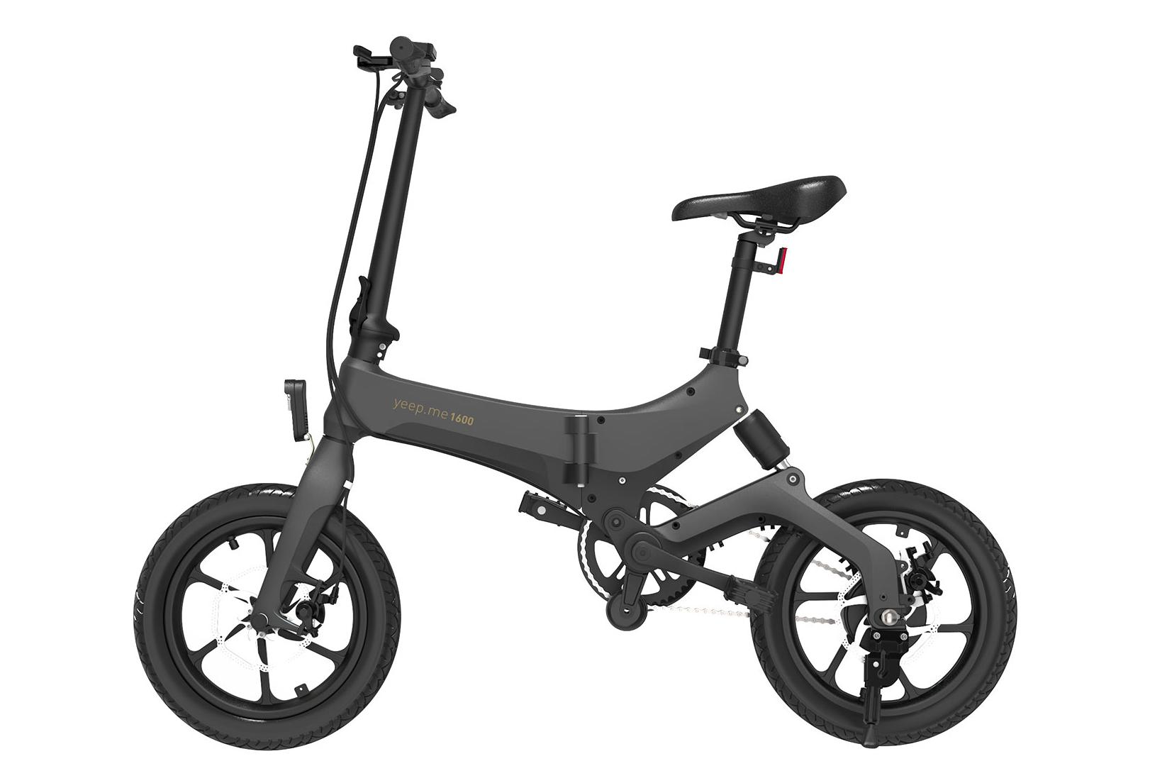 vélo électriqe pliant