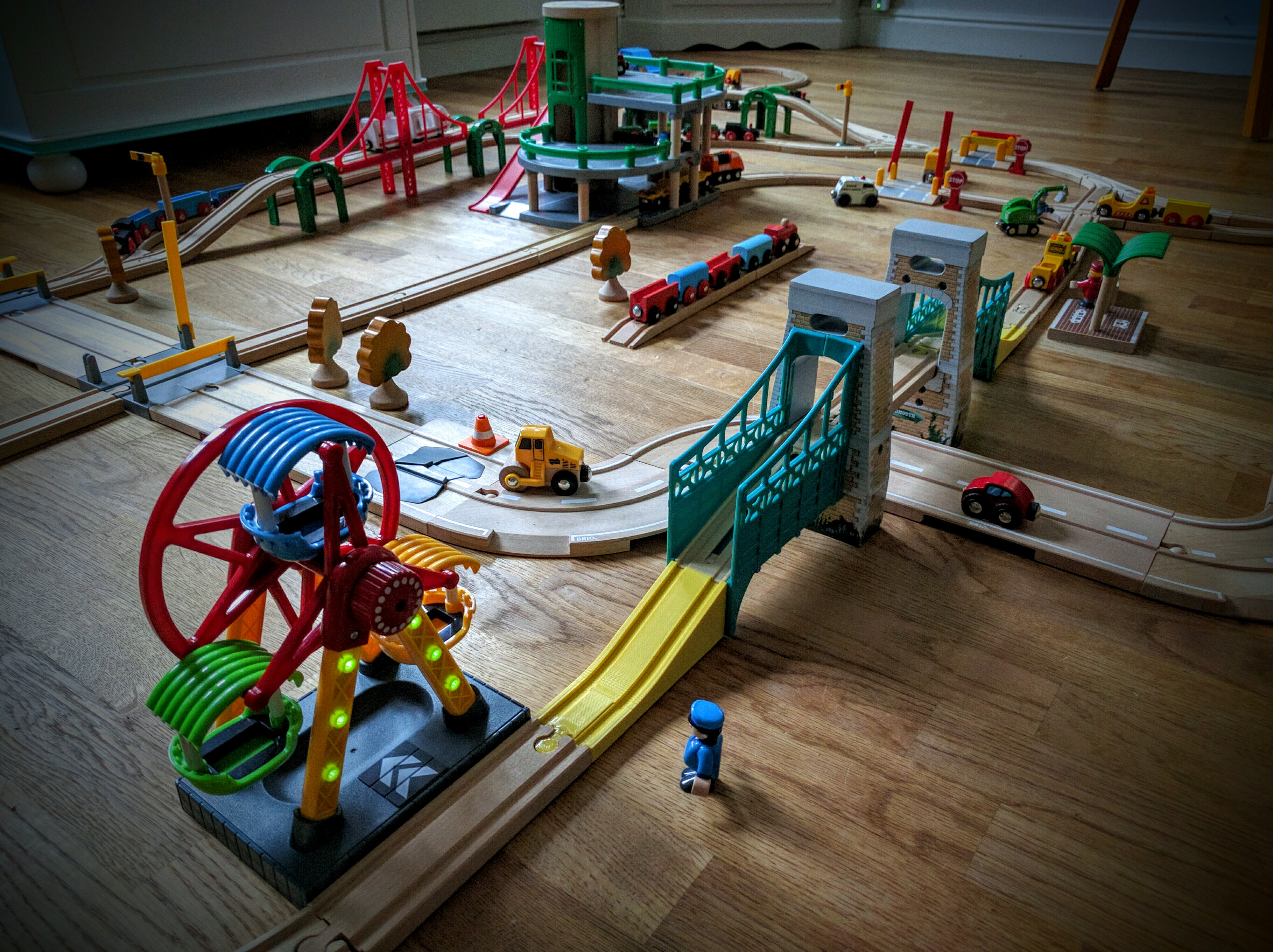 Wooden Train Sets For Kids Test Of Time S