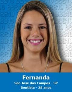 Fernanda bbb