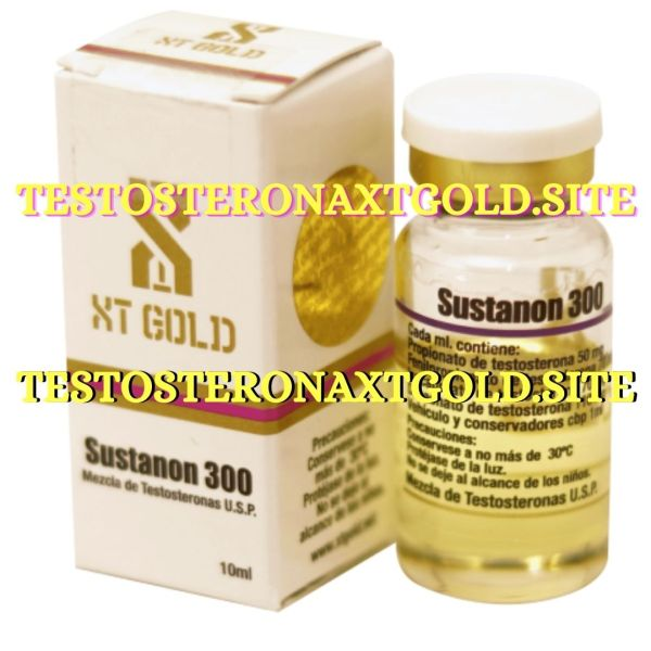 sustanon xt gold, sustanon 300 xtgold, sustanon 300 ciclos esteroides anabolicos