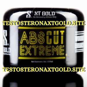 ABS CUT EXTREME XT GOLD – crema para quemar grasa localizada