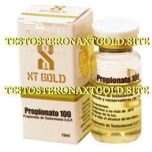 Propionato de Testosterona XT GOLD 100mg 10ML