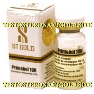 PRIMOBOLAN XT GOLD 100 MG 10 ML