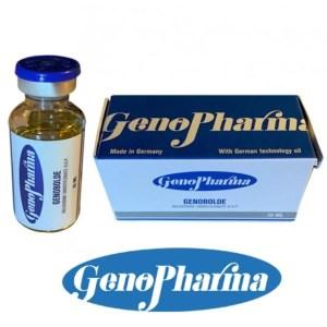 Genopharma Boldenona 20 ml 100 mg Genobolde