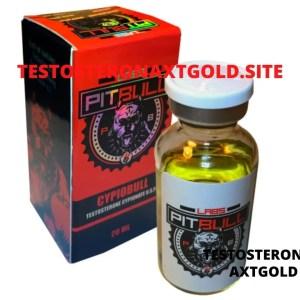 Cipionato de Testosterona 20 ML 300 MG (Cypiobull)