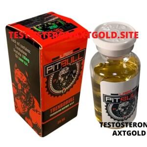 Acetato de trembolona Pitbull Labs 20 ML (TrenboBull)