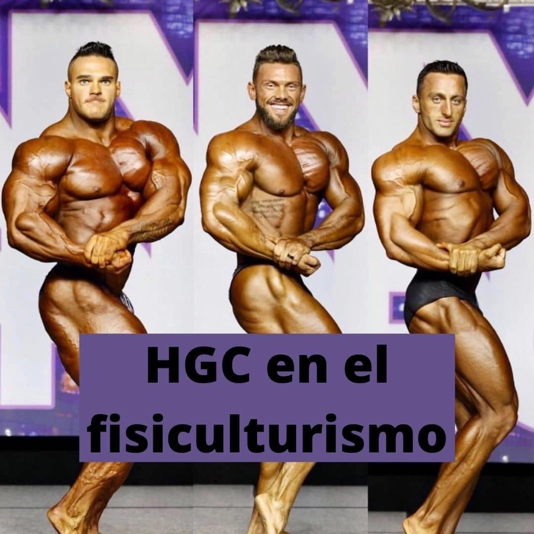 HGC en el fisiculturismo-gonadotropina