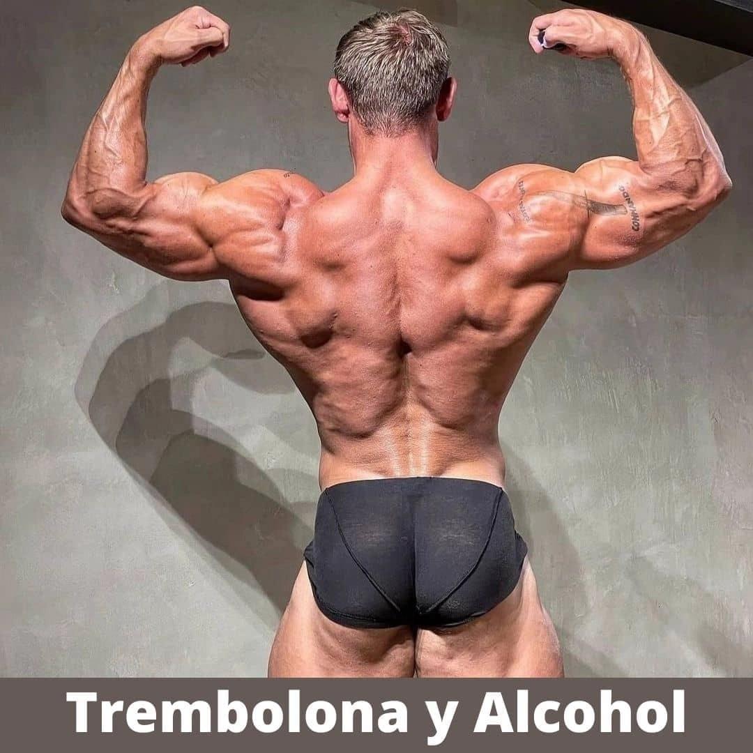 Trembolona y-Alcohol