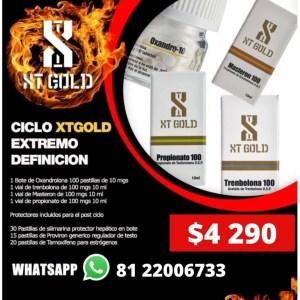 Ciclo Definición Extrema XT GOLD