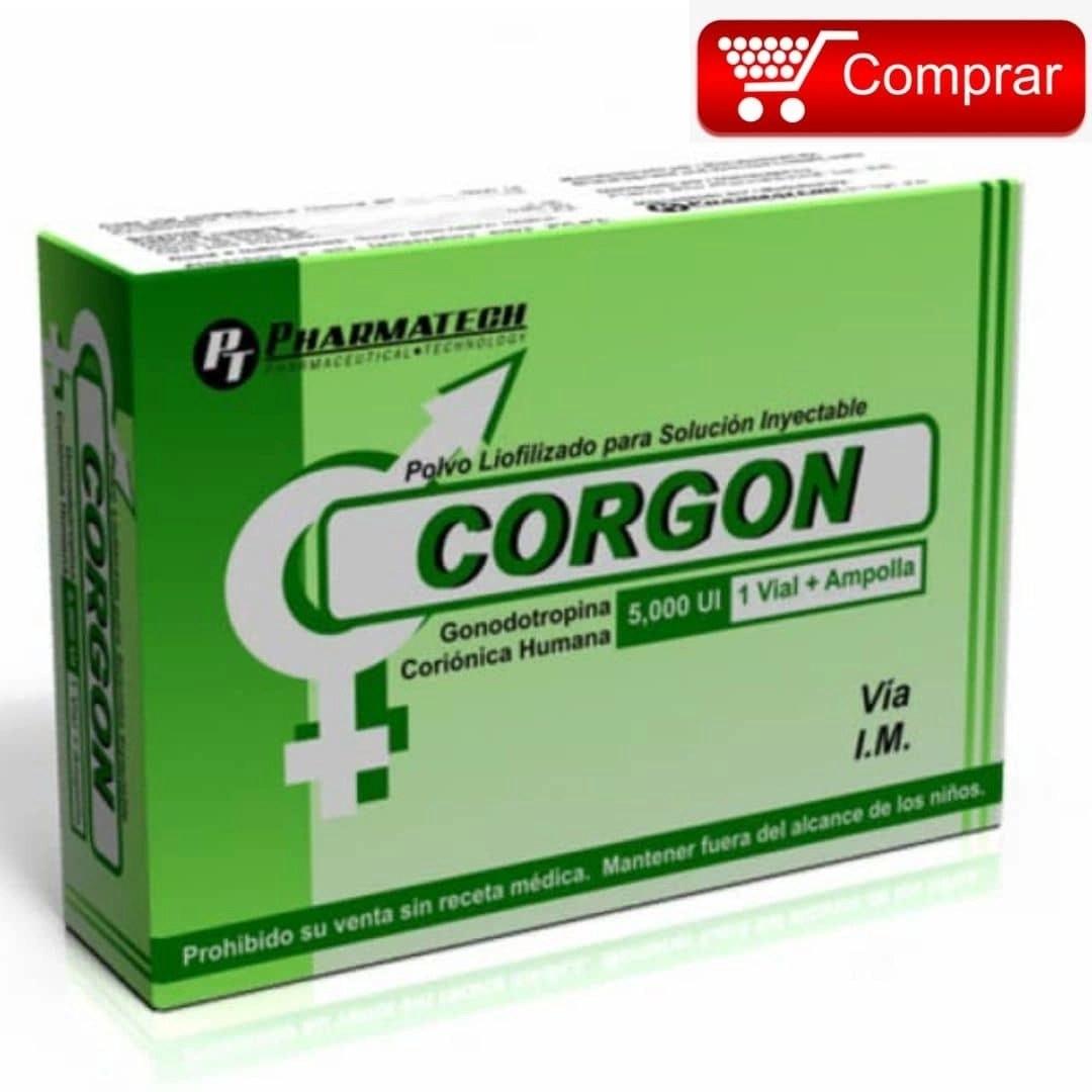 comprar gonadotropina hcg post ciclo