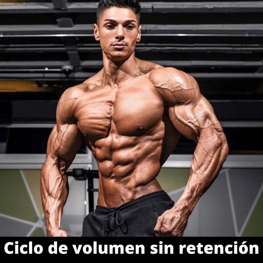Ciclo de volumen sin retención