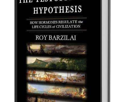 The Testosterone Hypothesis - Book Mockup