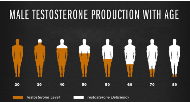 Decline in Testosterone Level