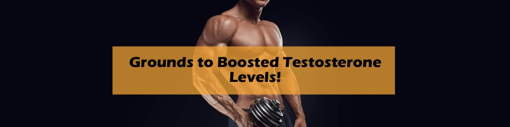 Grounds to Boosted Testosterone Levels