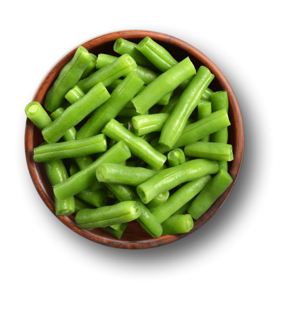 green beans t food