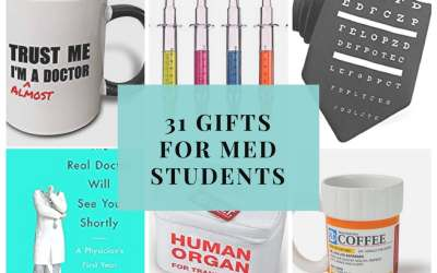 31 Awesome Gifts for Medical Students