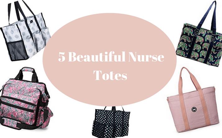 Nurse tote bags
