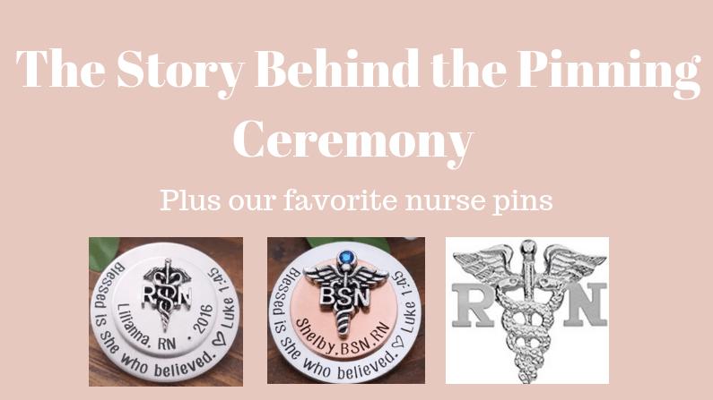 nursing pins for pinning ceremony