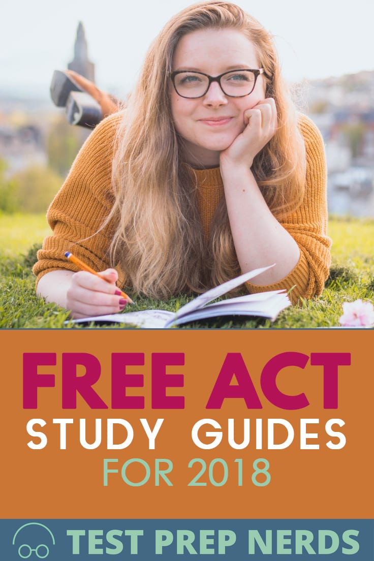 4 Free ACT Study Guides to Use in Your ACT Prep [updated 2019]
