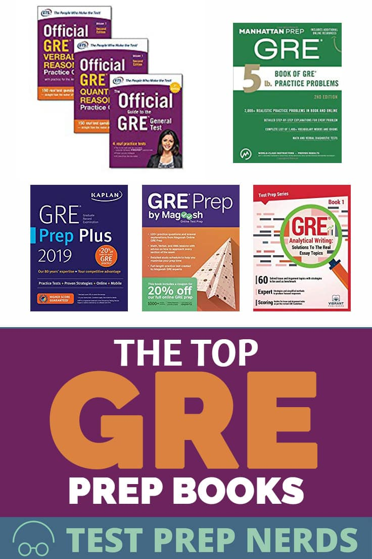 Gre Study Book >> The 7 Best Gre Prep Books For Effective Study Updated For 2018 2019