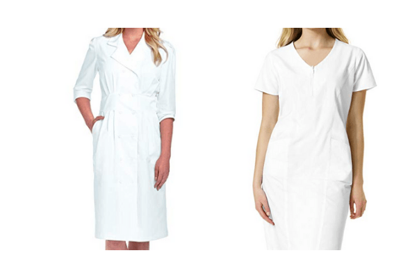 7 Cute Scrub Dresses For Nurses [Perfect for Pinning ...