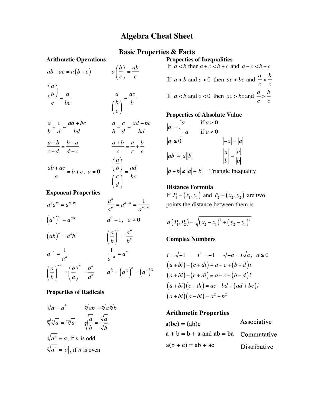 Reference Algebra Sat Shsat Amp Tjhsst Test Prep