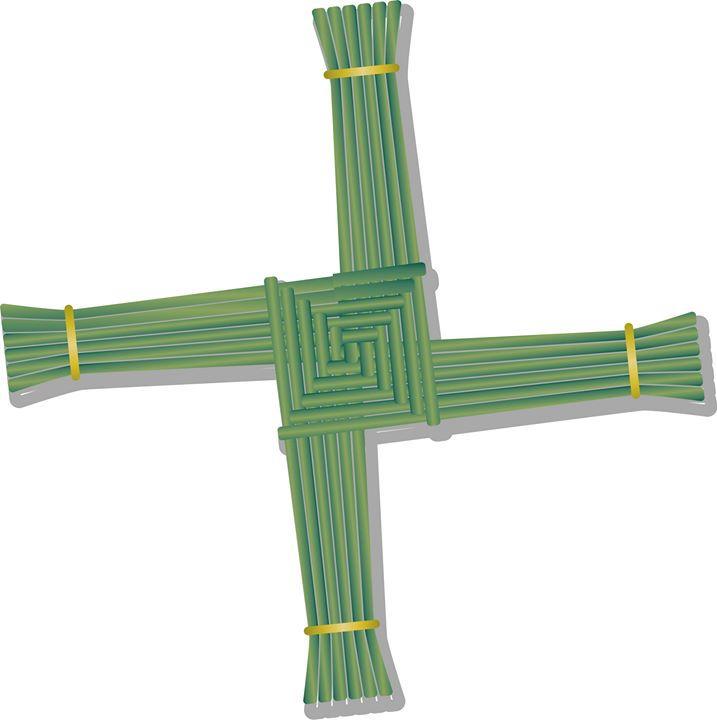 Bridget's cross