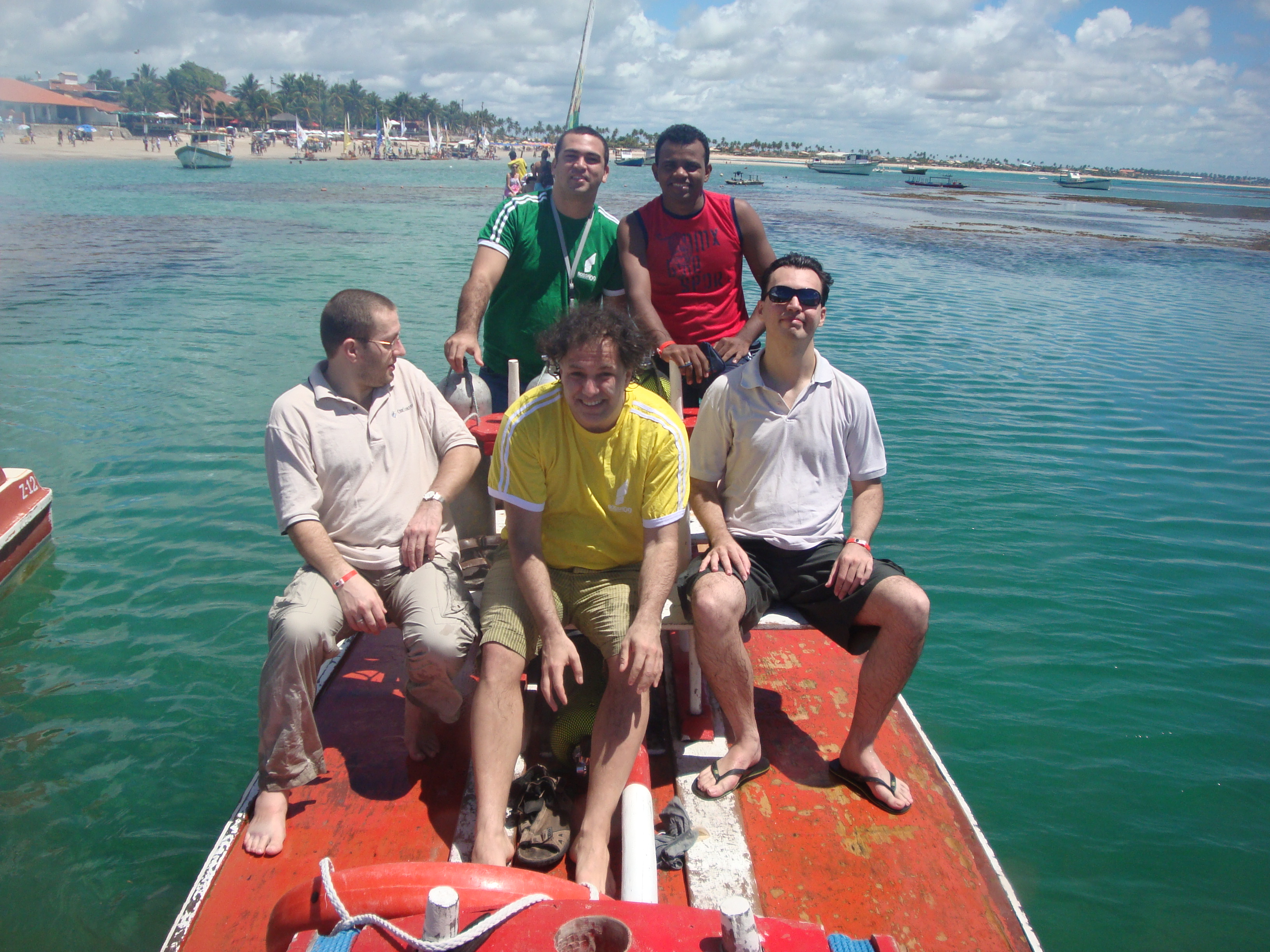 my diving group