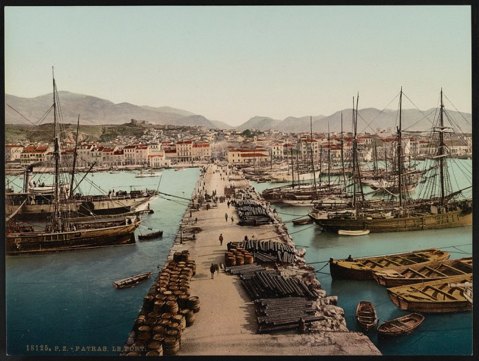 Πάτρα. Λιμάνι
