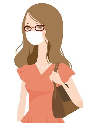 マスクでメガネが曇らない方法は?折り方がポイント?グッズも紹介。