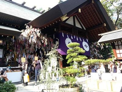 東京大神宮七夕祭2019年の混雑状況と何時から並べばいいの?注意点は?