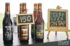 Local craft brewer Nipa brings its brews to the south and also introduces their newest kombucha brew line