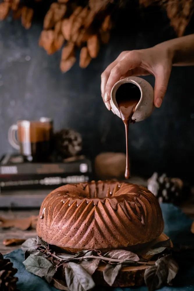 Κέικ κολοκύθας