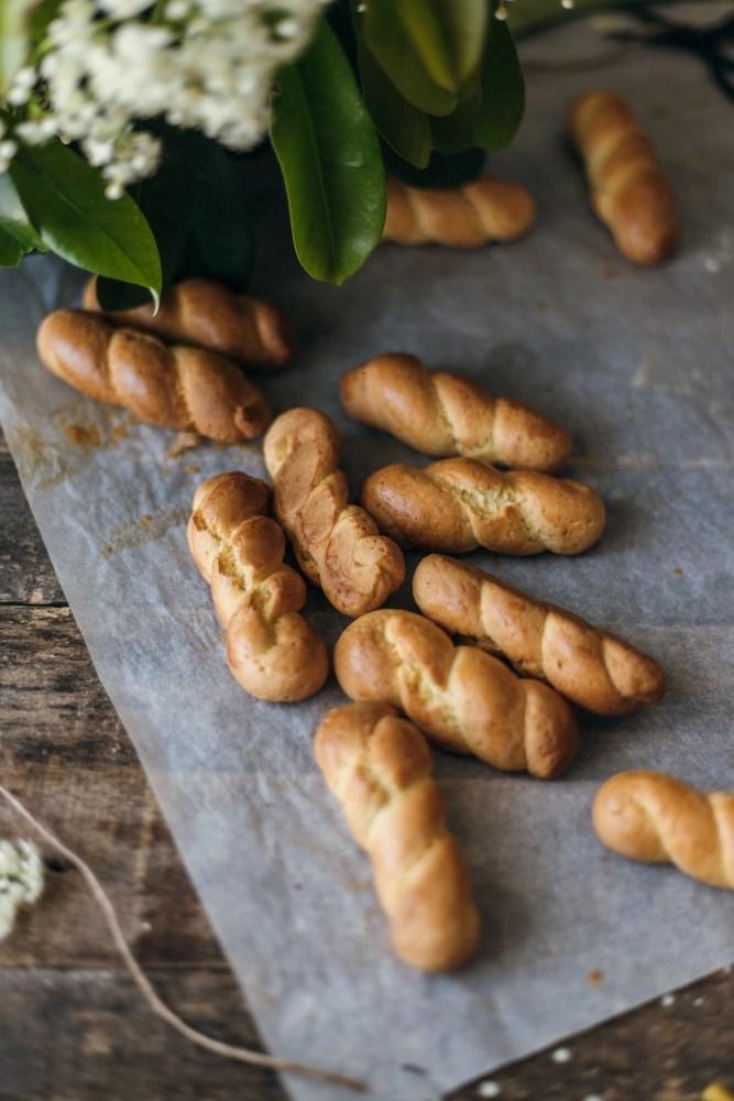 Greek Easter cookies