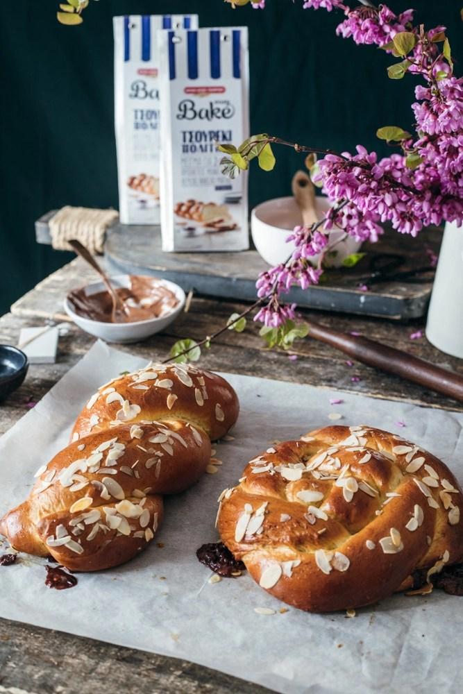 Greek sweet bread