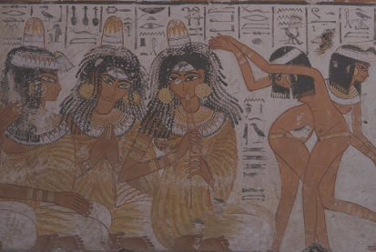New Year fun: my top five Egyptology songs