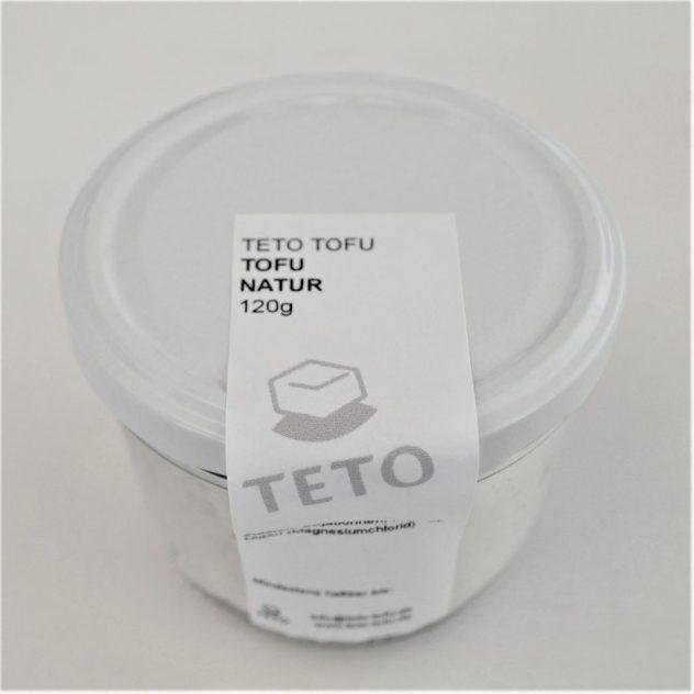 Tofu im Glas plastikfrei