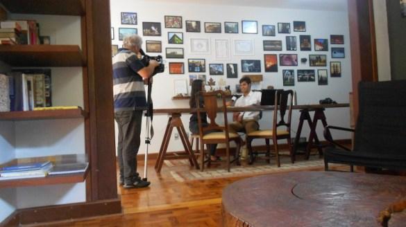 TV CLARET REPORTER KARINA ROSSI_programa Cultura e Meio Ambiente_contato Ecocasa Hiago Vilar (7)