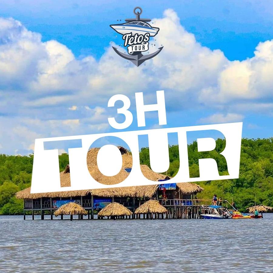 Tetos Tour, Tour en lancha por el estero de jaltepeque Costa del Sol