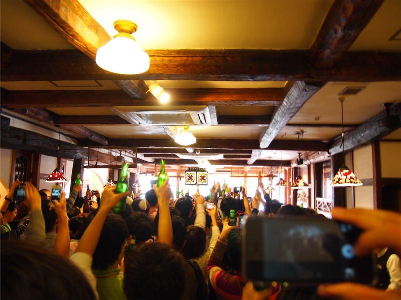 180人が集まる大規模飲み会dpub7に行ってきました #dpub7