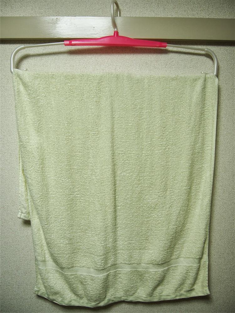 梅雨のこの時期に役立ちすぎるバスタオルハンガーに感動した!これで洗濯が捗る!