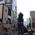 アップルストア渋谷のiPhone5s列