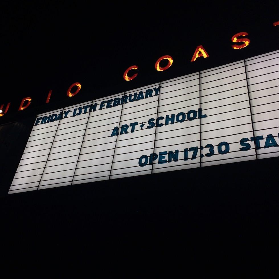 ART-SCHOOL活動休止前最後のライブ@新木場STUDIO COASTに行ってきました。