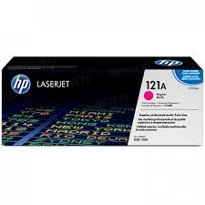 HP 121A Magenta Toner Cartridge