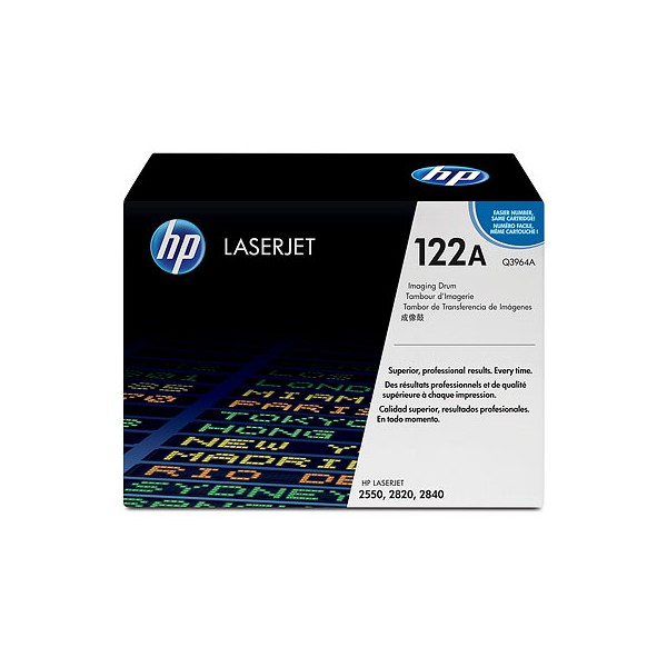 HP 122A Color Drum Cartridge